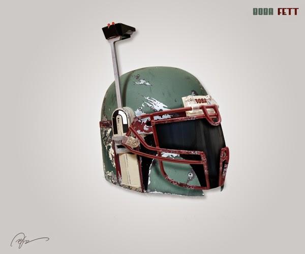NFL Diseñan los cascos para esta temporada (FOTOS)