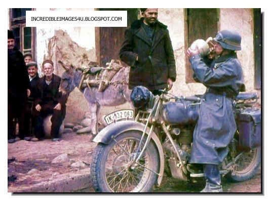 Germans Move Into The Balkans: Invasion of Yugoslavia: WW2