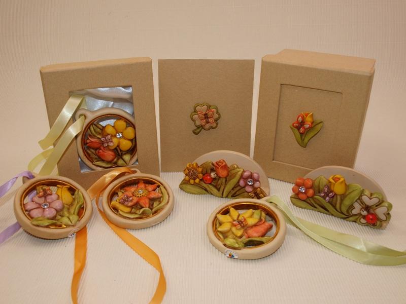 Mani creative porta tovaglioli formelle vasetti stile thun for Formelle thun saldi