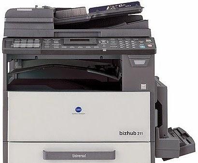 Konica Minolta Bizhub 211 Printer Driver Download