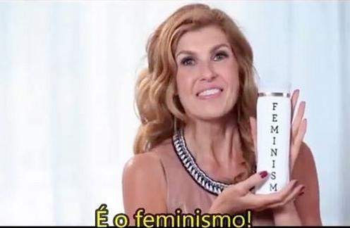Shampoo Feminismo – Use você também!