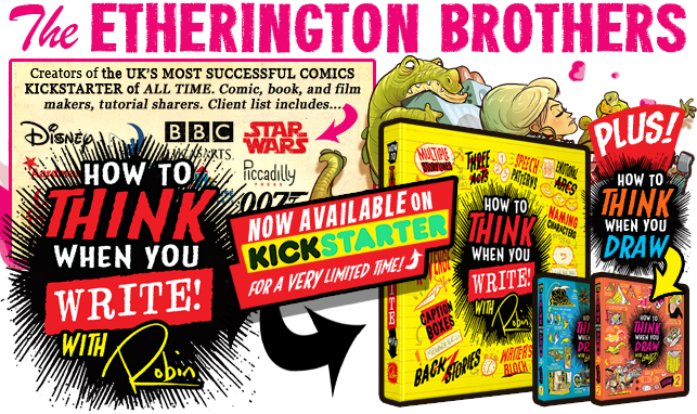 The Etherington Brothers
