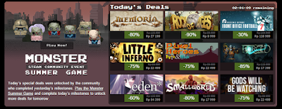 Mini Games Steam Summer Sale 2015