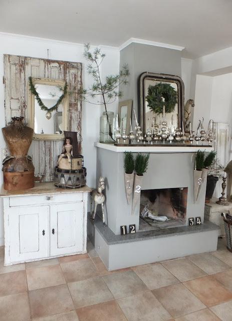 Princessgreeneye der freitag - Wohnzimmer weihnachtlich dekorieren ...