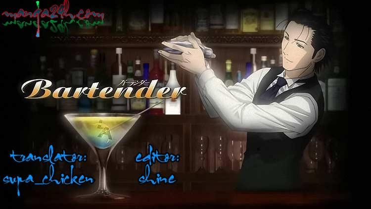 Bartender chap 30 Trang 1 - Mangak.info