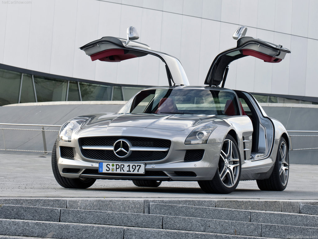 car barn sport mercedes benz sls amg. Black Bedroom Furniture Sets. Home Design Ideas