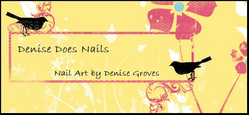 Nail Art by Denise Groves