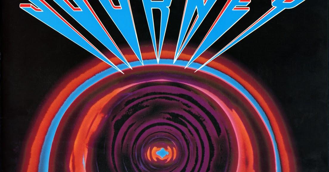 wheel in the sky journey frontiers 1983 tour program book. Black Bedroom Furniture Sets. Home Design Ideas