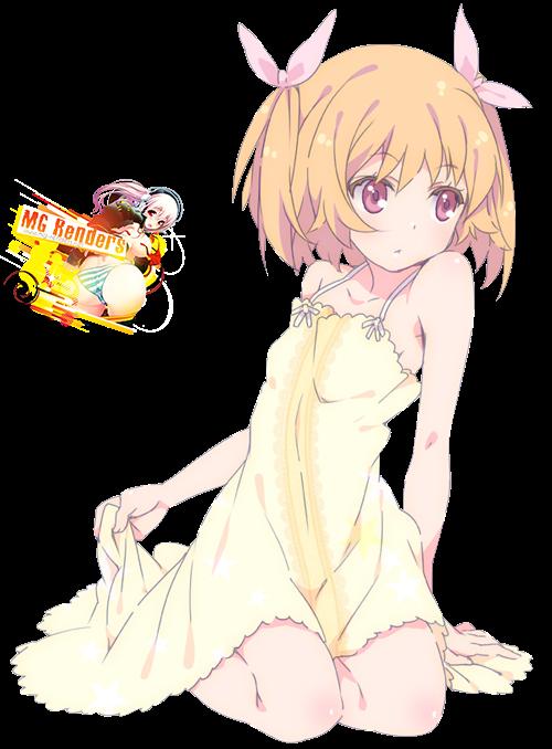 Tags: Anime, Render,  Harusaki Chiwa,  Ore no Kanojo to Osananajimi ga Shuraba Sugiru, PNG, Image, Picture