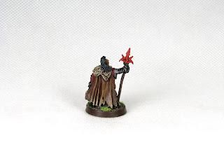 Model Figurki Szamana Orków z Mordoru