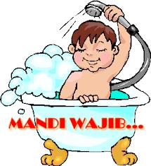 Doa Niat Mandi Wajib & Tata Cara Mandi Wajib Lengkap