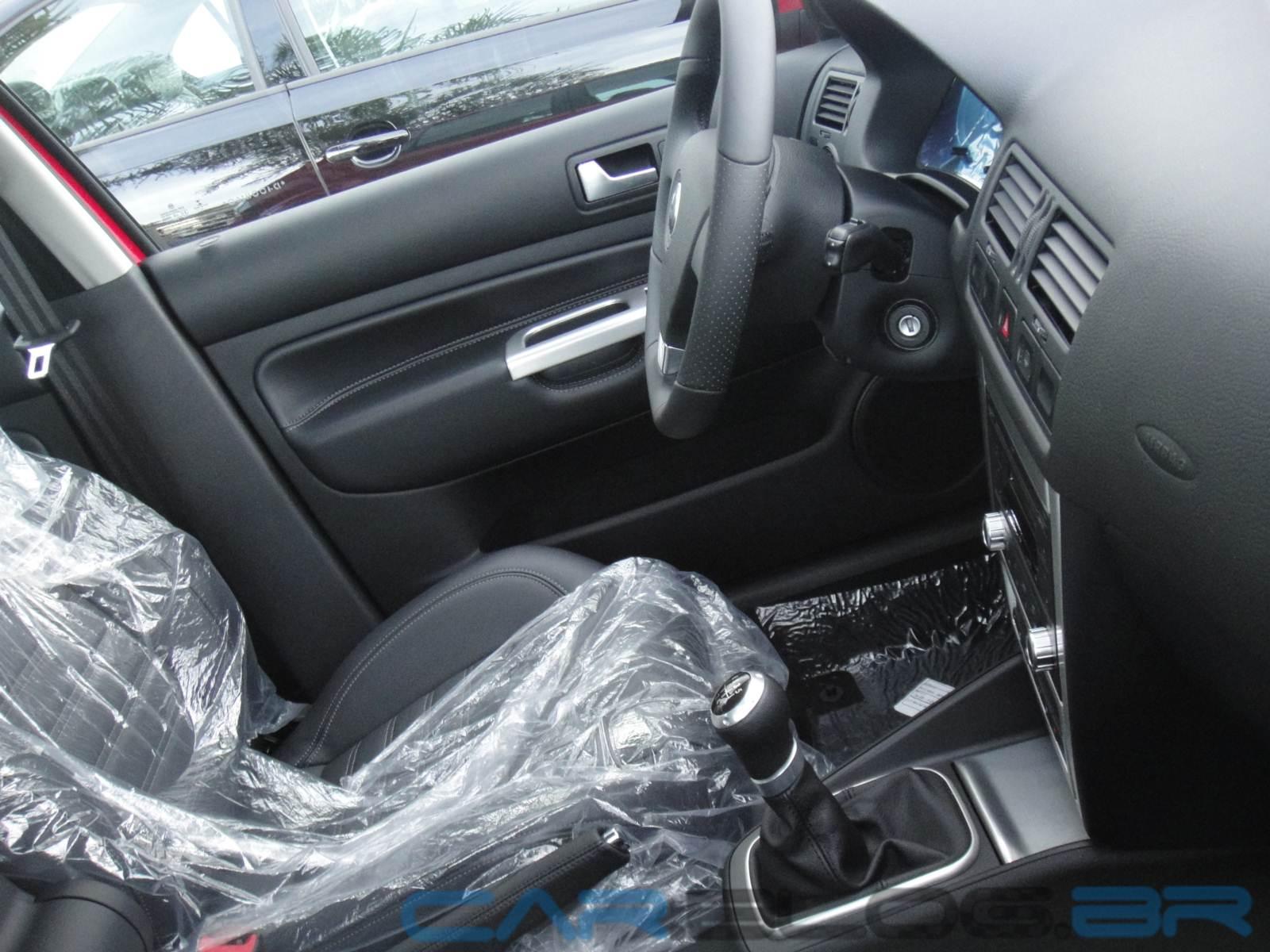 VW Golf Sportline 2014 - interior