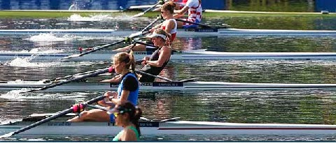 LIVE 2014 EUROPEAN ROWING CHAMPIONSHIPS Belgrade, SRB