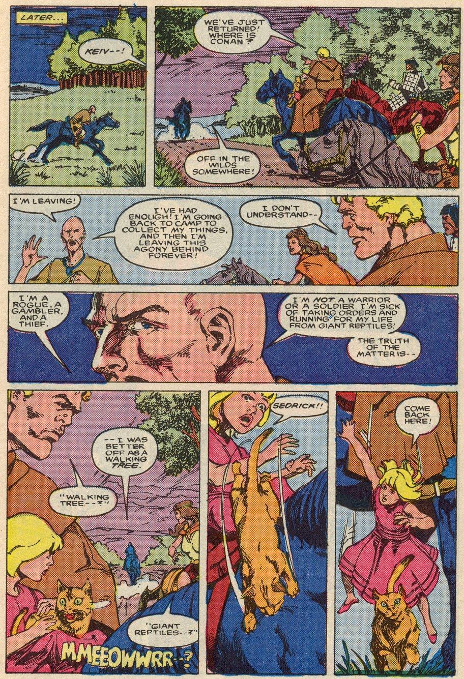 Conan the Barbarian (1970) Issue #197 #209 - English 15
