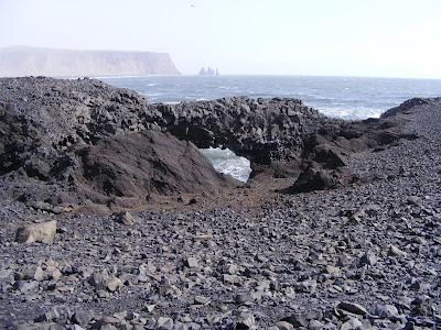 Plajele negre - Vik, Islanda