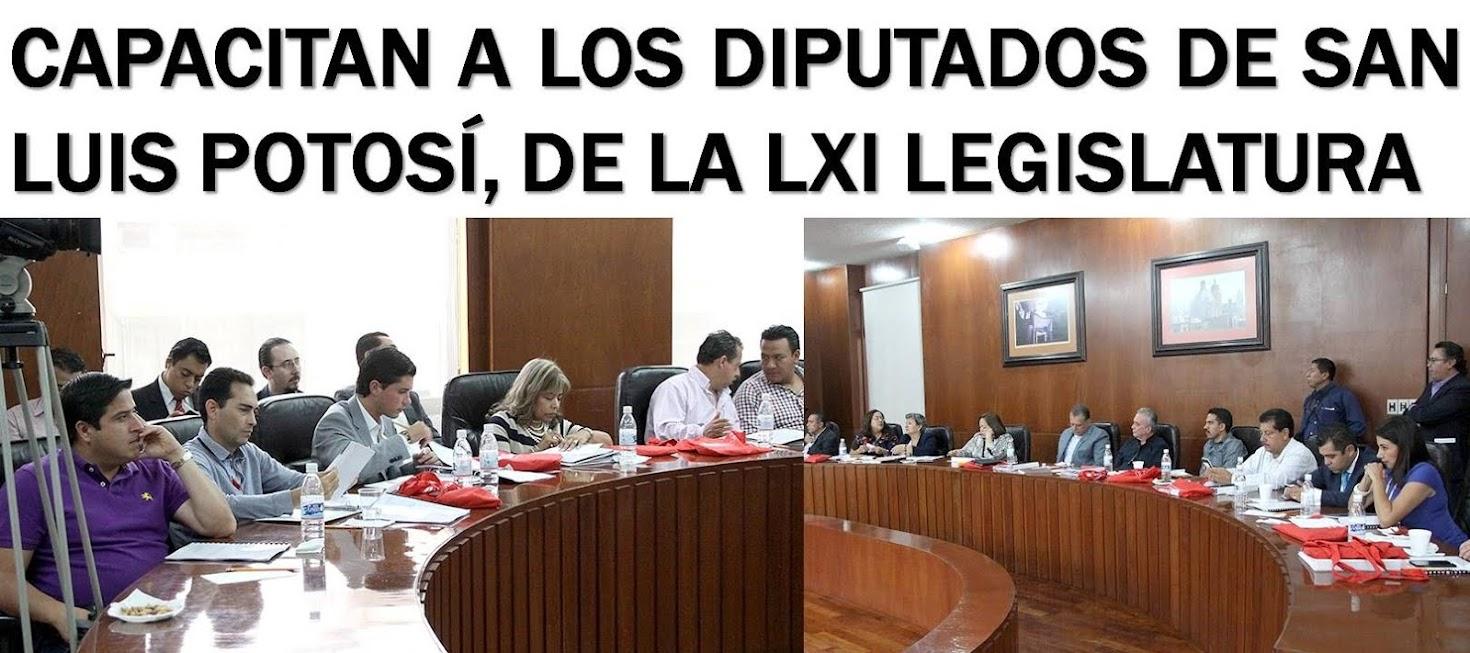 LA LXI LEGISLATURA: EL H. CONGRESO QUE VIENE
