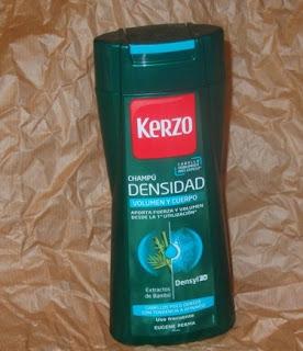 Champú Densidad Kerzo