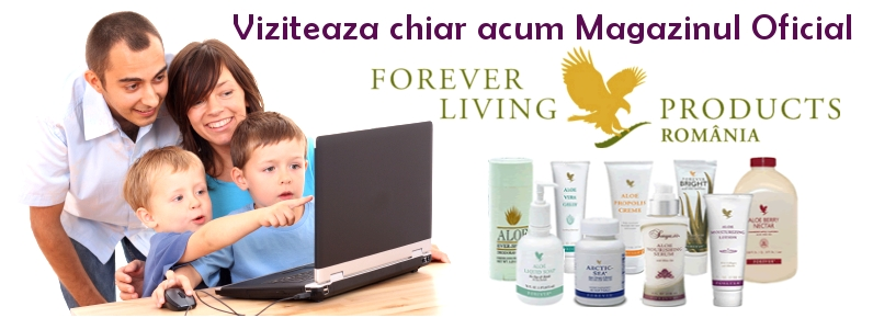 MAGAZIN FOREVER LIVING