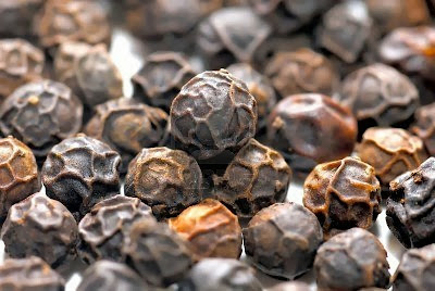 Home remedies with black pepper
