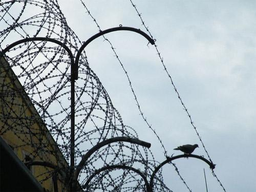 Prison, Michael Woodmansee