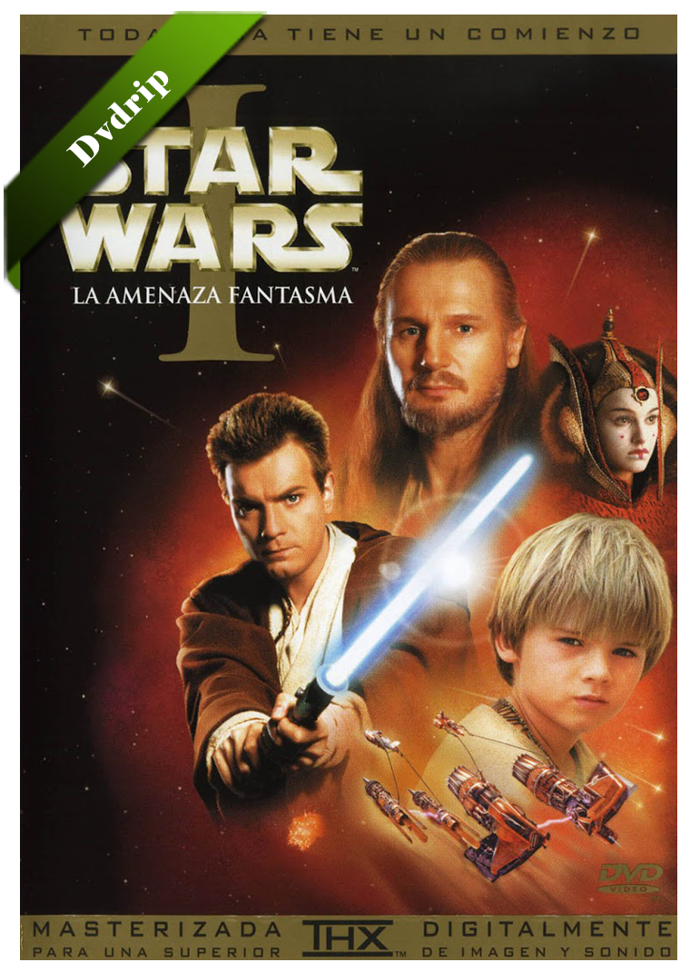 Star Wars I - La Amenaza Fantasma Dvdrip