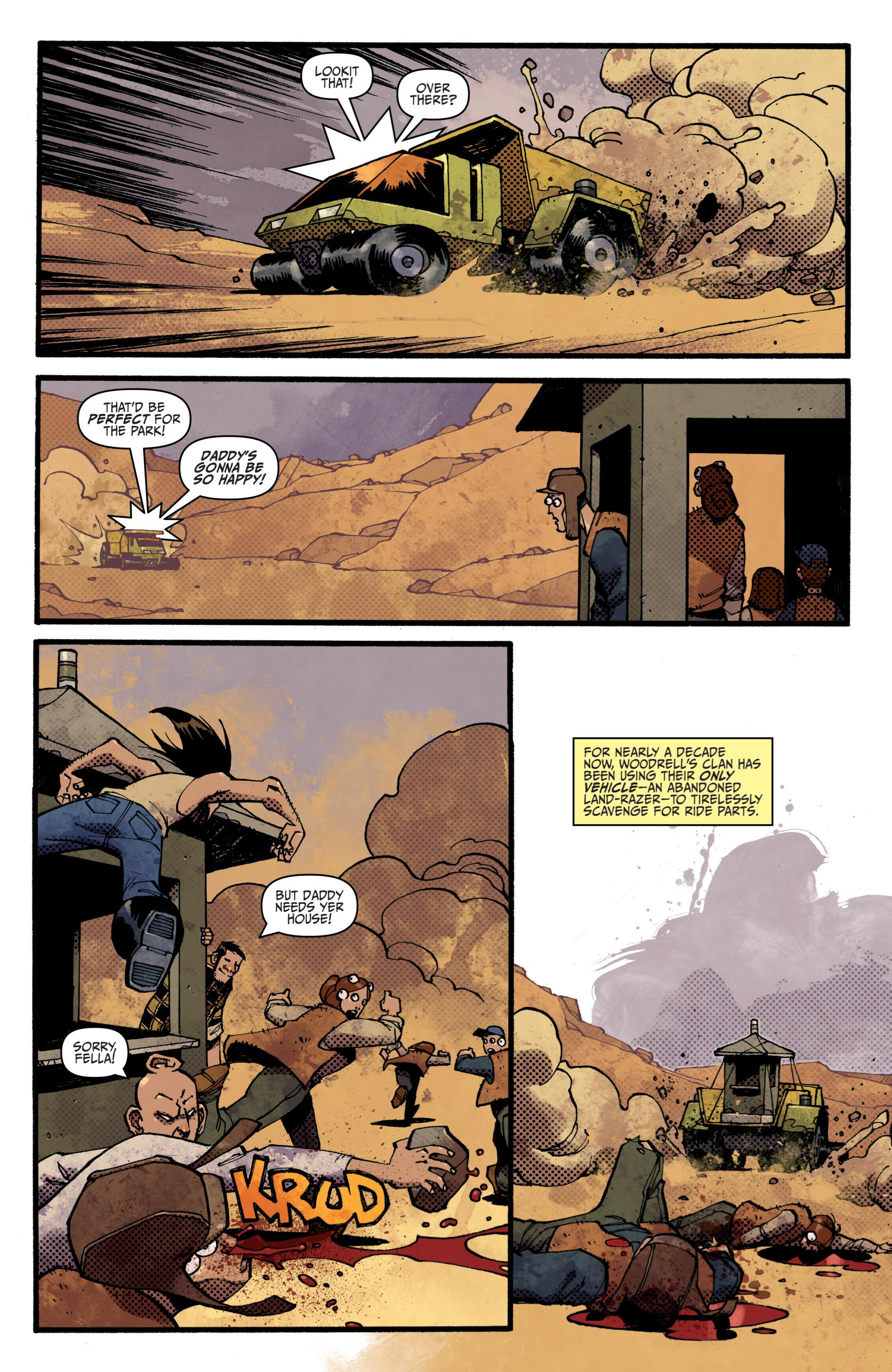 Read online Judge Dredd (2012) comic -  Issue # _TPB 3 - 17