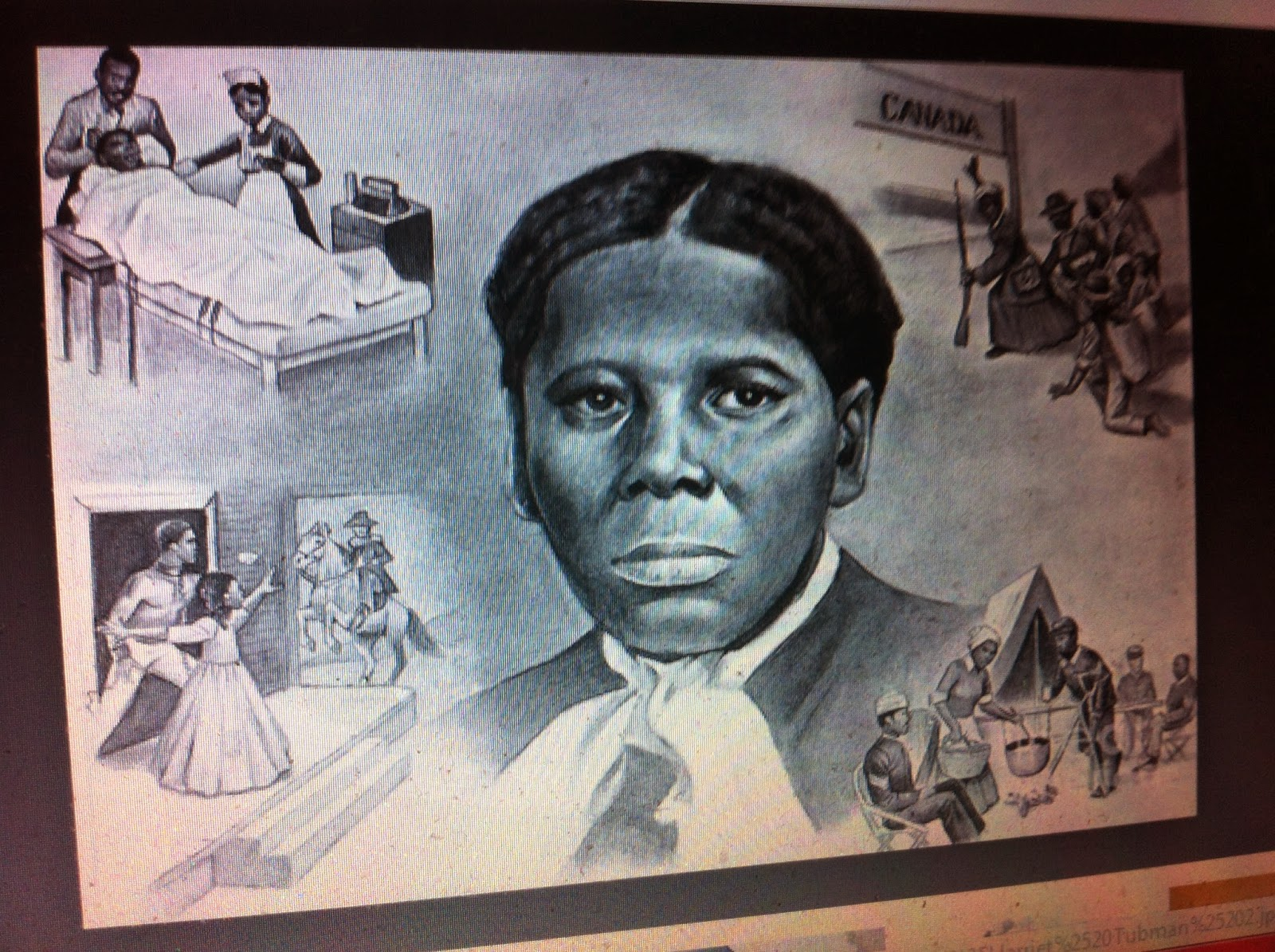 a biography of harriet tubman an african american abolitionist humanitarian and union spy Harriet tubman was an african-american abolitionist, humanitarian, and union spy during the american civil war born into slavery, tubman escaped and subsequently made more than thirteen missions to read more.