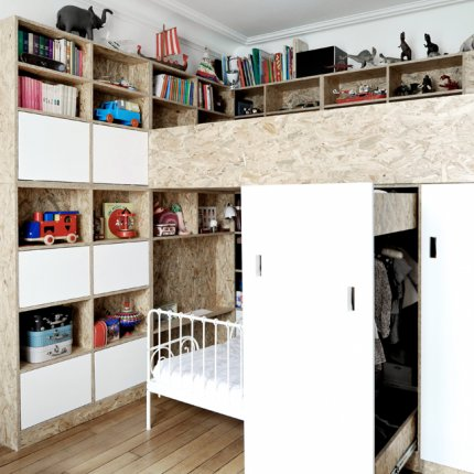 Decorar la habitaci n del beb ideas creativas de - Como decorar una habitacion pequena juvenil ...