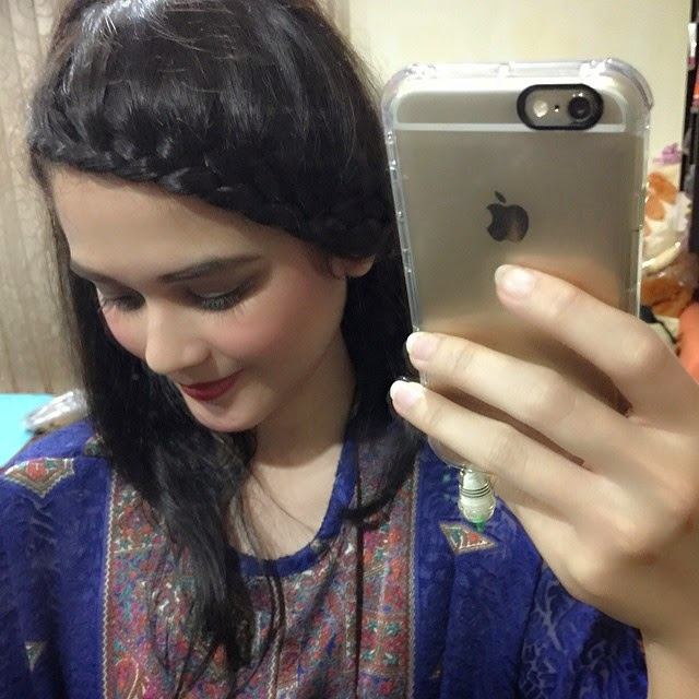 Foto Selfie Cut Meyriska  Cantik, Imut, Keren