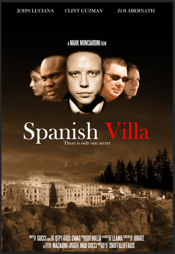 Movie Posters in Spanish Movie Poster Tutorial