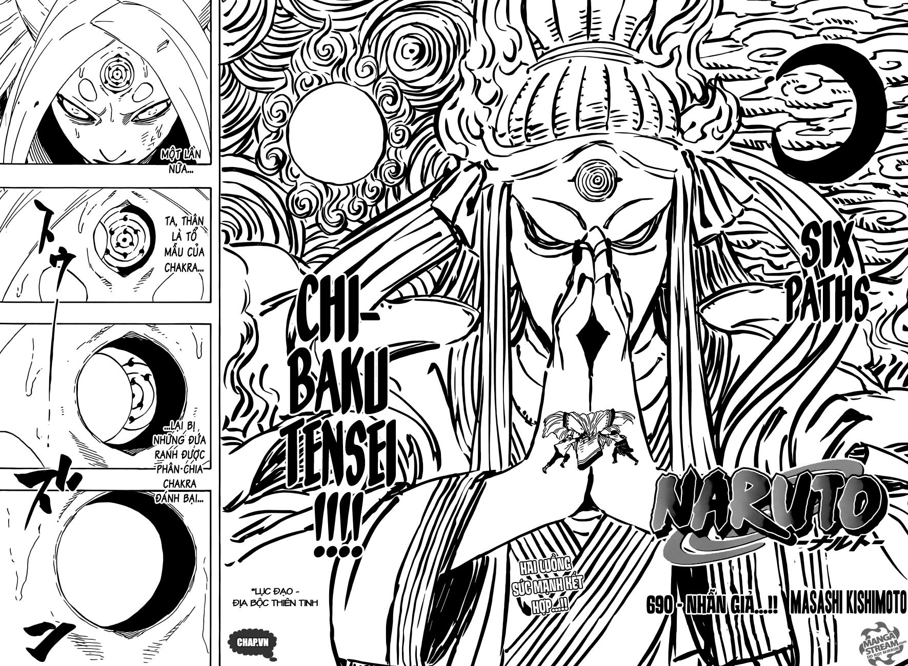 Naruto chap 690 Trang 2