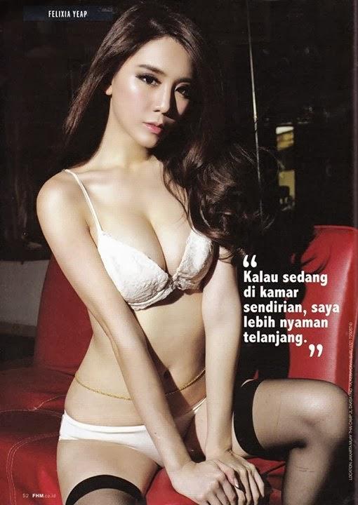 Gambar Kontrobasi Felicia Yap ???? ~ Kontrobasi