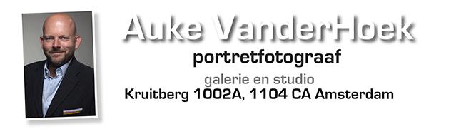 Auke VanderHoek portretfotograaf, nieuwtjes