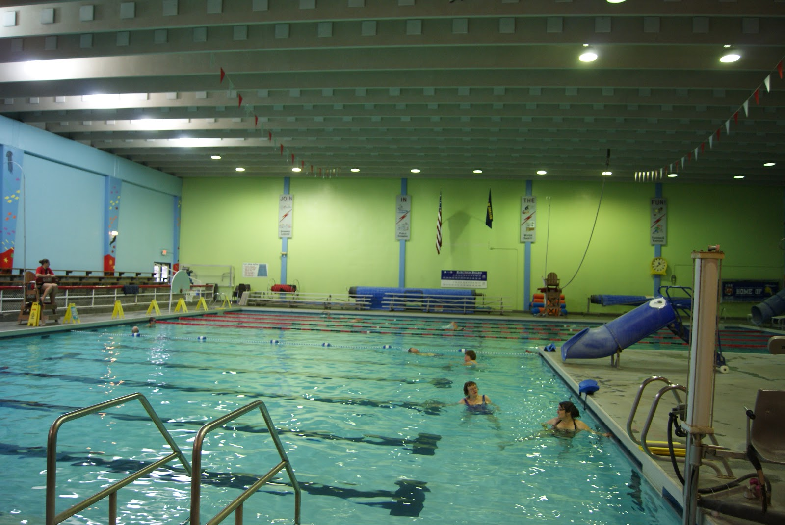 Chehalem Park And Recreation District Improvements At Chehalem Aquatic Fitness Center