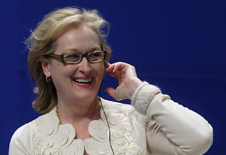 Meryl Streep has thought about retiring at age 40