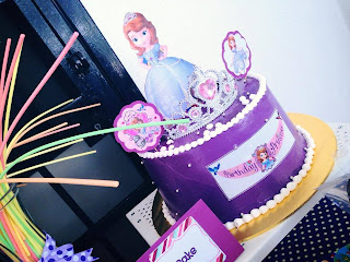 car sofia the first toys 1st birthday party ideas torta y cookies ...