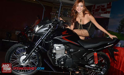 Honda Verza 150 Girls