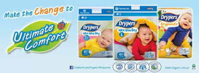 Free Sample of Drypers Diaper