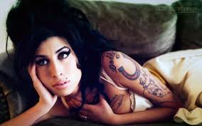 tattoos of Amy
