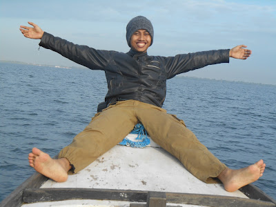 perjalanan laut memancing ikan tenggiri ke sangatta