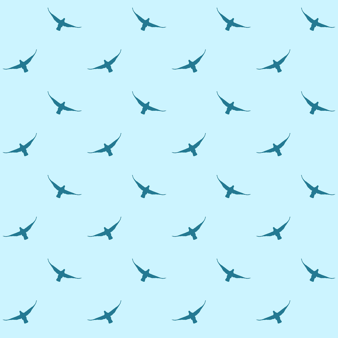 free digital flying birds scrapbookig paper – sky and pingeons birds ...
