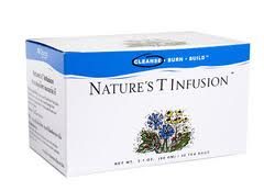 Nature's Tea Website