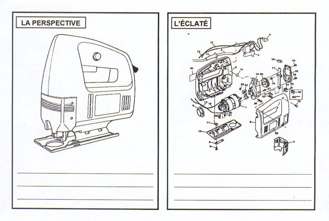 Technoprojets3 cours n 21 types de dessin for Dessin de plan