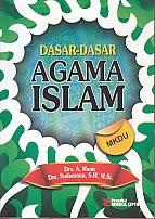 toko buku rahma: buku dasar-dasar agama islam, pengarang drs. sudarsono, s.h., m.si, penerbit rineka cipta