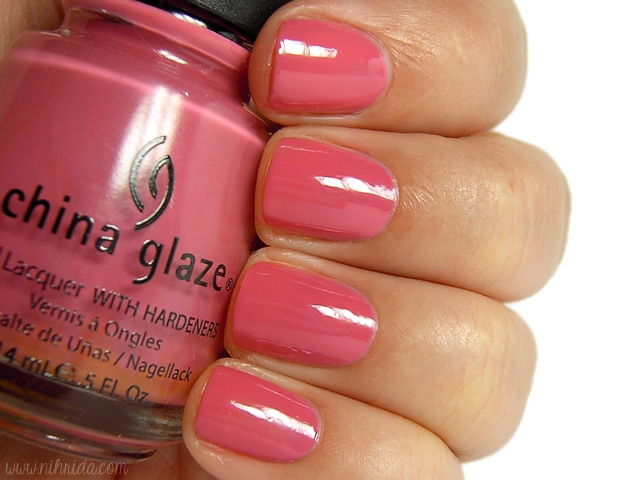 China Glaze - Lap of Luxury