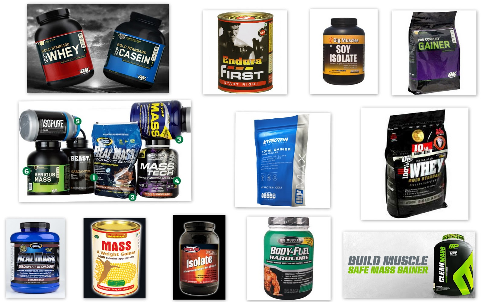 Myth about supplements ~ FITNESS FREAK