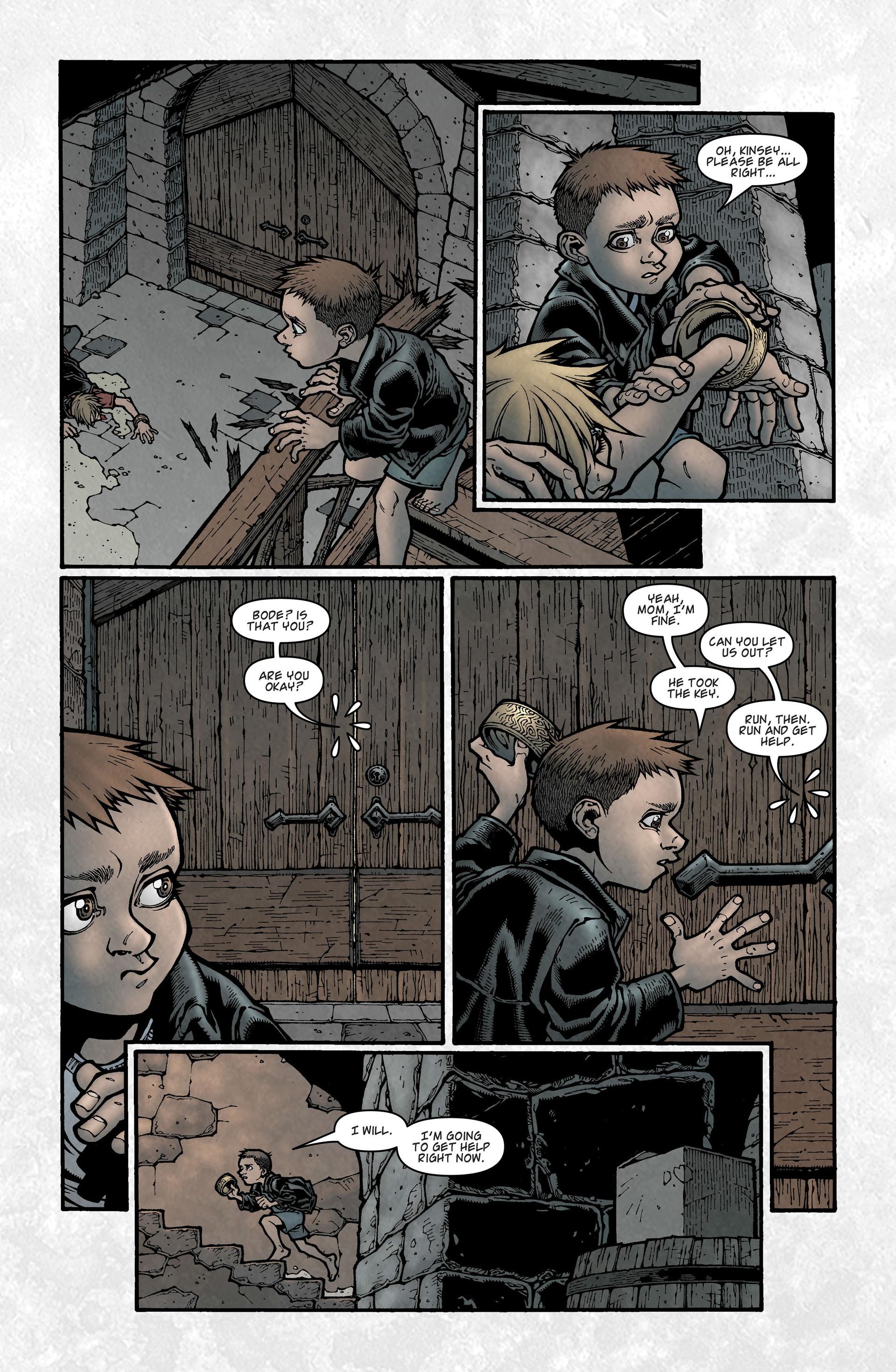 Locke & Key (2008) Issue #6 #6 - English 11