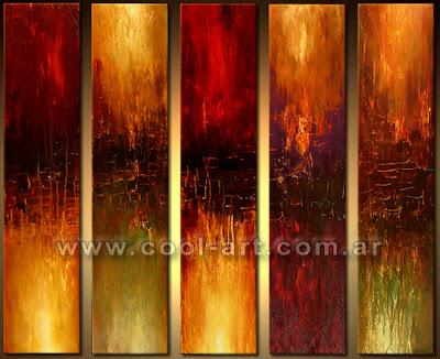 Decoraci n minimalista y contempor nea noviembre 2012 for Cuadros para comedor minimalista