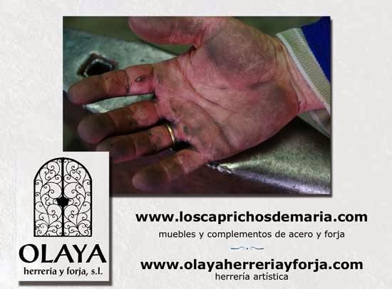 Olaya Herrería y Forja - Taller de Forja en Madrid