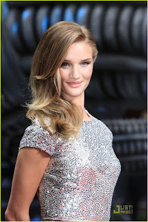 Rosie Huntington Whiteley unseen